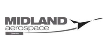Midland aerospace logo