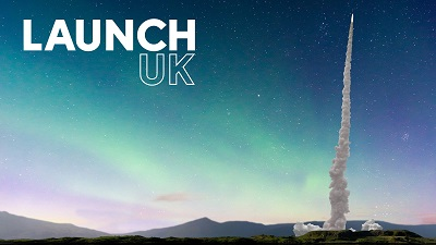 UK Spaceport Launch