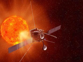 Solar Orbiter Airbus